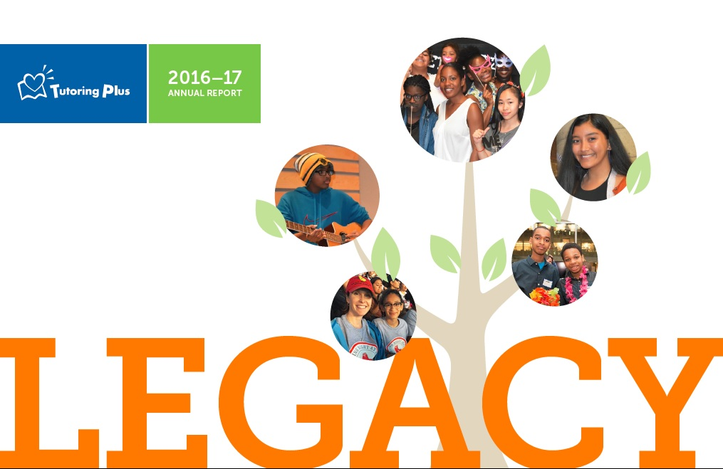 Annual Report Legacy 2017 cover